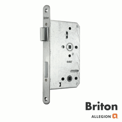 Briton 5430 DIN Mortice Bathroom Lock