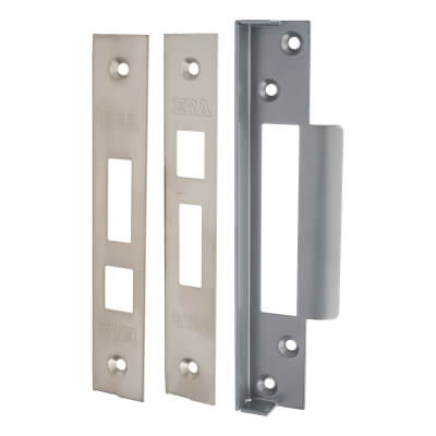 ERA® 428-51 13mm Rebate Kit to suit Fortress Sashlock - Satin