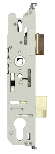 FUHR Lever Operated Latch & Deadbolt - Centre Case 25mm Backset