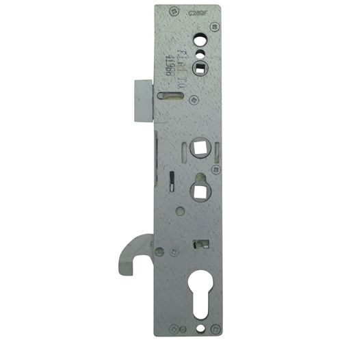 Lockmaster Gearbox - Hookbolt - 35mm Backset