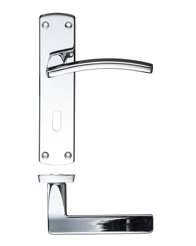 ZCZ031PC Toledo Lever On Lock Plate