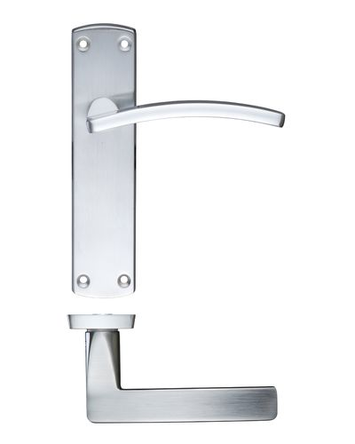 ZCZ032SC Toledo Lever On Latch Plate